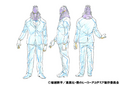 All For One Anime Concept Art 2