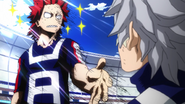 Eijiro sportsmanship