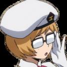 Glasses Wearing Seiai Student Portrait