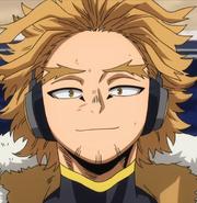 Hawks Anime Portrait 2