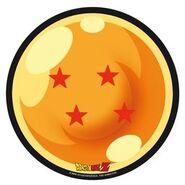 Bola de 4 estrelles