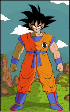 Son Goku by eggmanrules.png
