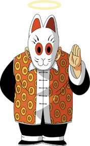 Grandpa Gohan Masked by dragonballzgtfighter.png