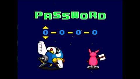 VGM025 Password - Mega Bomberman - SEGA Genesis Extended