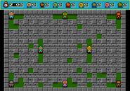 Mega bomberman 8 player gameplay