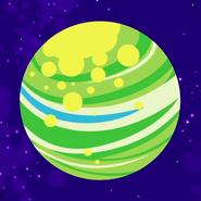 Planet Timbertree SBR