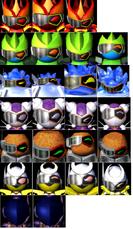 Astral Knights Avatars