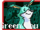Green Louie (Bomberman Fantasy Race)