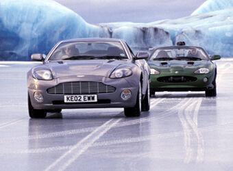 Aston Martin Vanquish Bondwiki Fandom