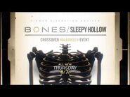 Bones and Sleepy Hollow Crossover Halloween Event FOX Promo
