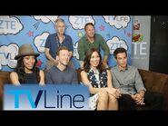 Bones Final Season Preview - TVLine Studio Presented by ZTE - Comic-Con 2016-2