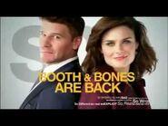 Bones promo - season 6 - Fox