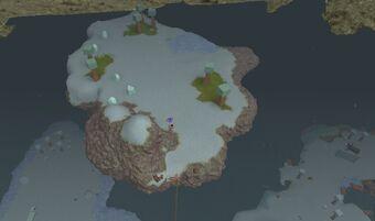 Tortaroblox Torta Roblox Crema Floating Islands Overworld Booga Booga Roblox Wiki Fandom
