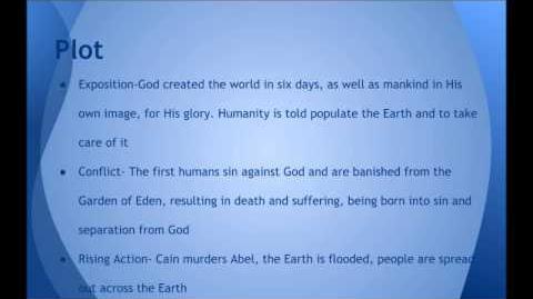 Bible Book Club Book of Genesis