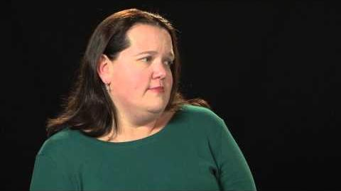 Barbara Hoffert Interviews Erika Johansen, author of The Queen of the Tearling