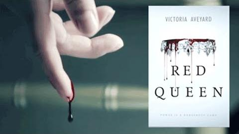 RED QUEEN by Victoria Aveyard Official Book Trailer