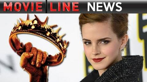 """Emma Watson Joins """"Queen of The Tearling"""" Movie"""
