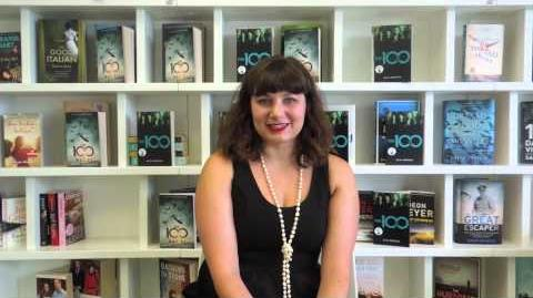 Interview with The 100 author Kass Morgan - Hodder & Stoughton