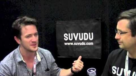 SDCC 2013 Interview with Pierce Brown, Author, 'Red Rising'