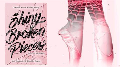 SHINY BROKEN PIECES Official Book Trailer