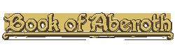 Bookofaberoth Wiki