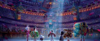 Book of Life Concept Art - Land of the Remembered (9)