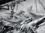 Concept art - Land of the Fotgotten (4)