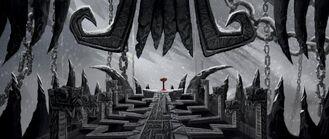 Concept art - Land of the Fotgotten (6)