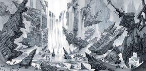 Concept art - Land of the Fotgotten (3)