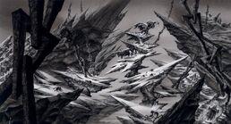 Concept art - Land of the Fotgotten (2)