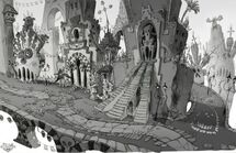 Book of Life Concept Art - Land of the Remembered (5)