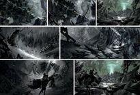 Concept art - Land of the Fotgotten (5)
