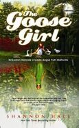 The Goose Girl Indonesian Cover 1