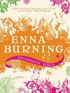 Enna Burning UK cover