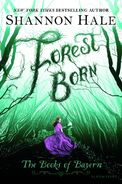 Paperback Forest Born