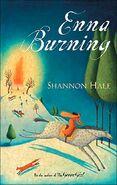 Enna Burning First Edition