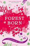 Forest Born UK Cover