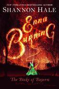 Paperback Enna Burning