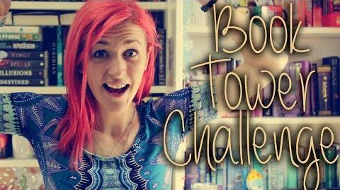 Book Tower Challenge
