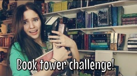 Book Tower Challenge!