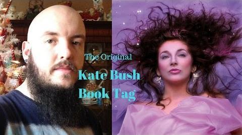The Kate Bush book Tag (original)