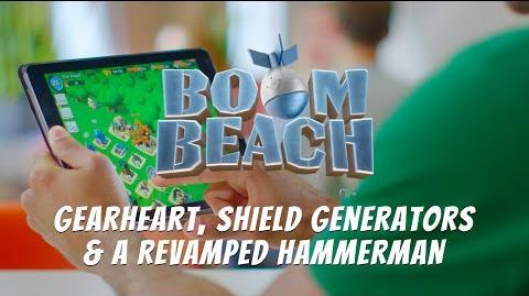 Colonel Gearheart, Shield Generators & Lt