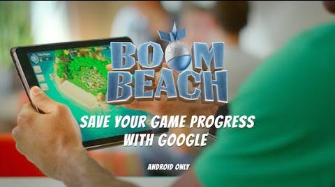 Boom Beach Save your Game Progress with Google Play (Android)