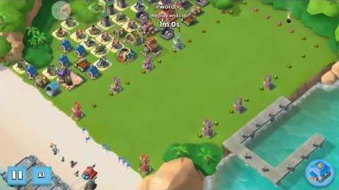 Boom Beach Foot Race!