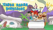 Yabba-Dabba Dinosaurs - Fred and the Gang