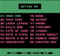 Action 52 Menu 3