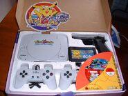 PikaGame box contents