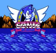 Sonic the Hedgehog (Famicom) Title screen.png