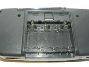 Topguy battery compartment