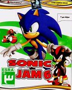 Sonic Jam 6 PS2 Persian (bootleg)